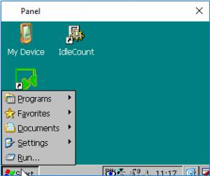 Vnc server (wince).