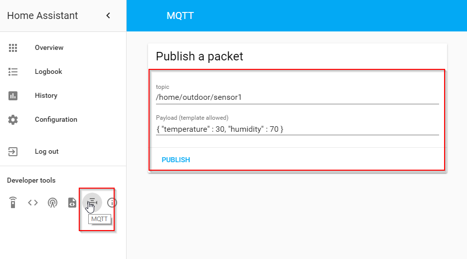 Build a wireless MQTT temperature and humidity sensor for