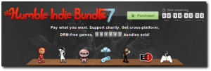 Humble Indie Bundle DRM free Game Collection